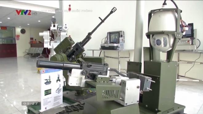 Ấn tượng quân sự Việt Nam tuần qua: Vũ khí tự động do Việt Nam nghiên cứu chế tạo - Ảnh 2.