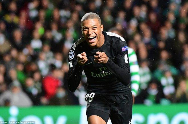 Neymar rực sáng, PSG nói lời thách thức Champions League sau cơn mưa bàn thắng - Ảnh 2.