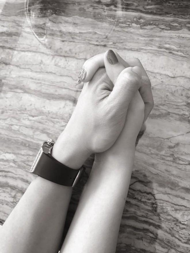 Tình cũ Midu công khai người yêu mới: Ở bên em dù bất cứ chuyện gì xảy ra, đó là anh - Ảnh 3.