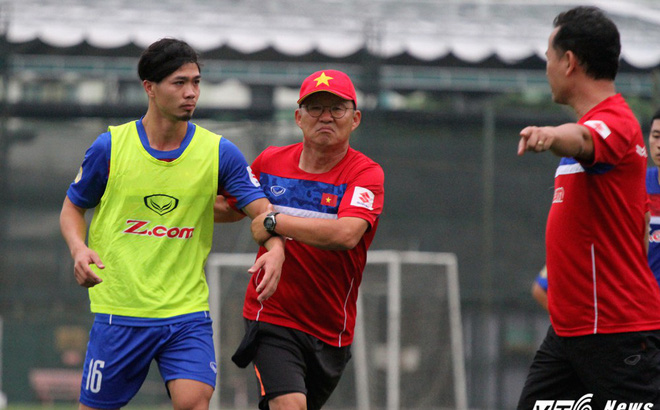 HLV Park Hang Seo đang thay đổi tư duy cầu thủ thế nào?