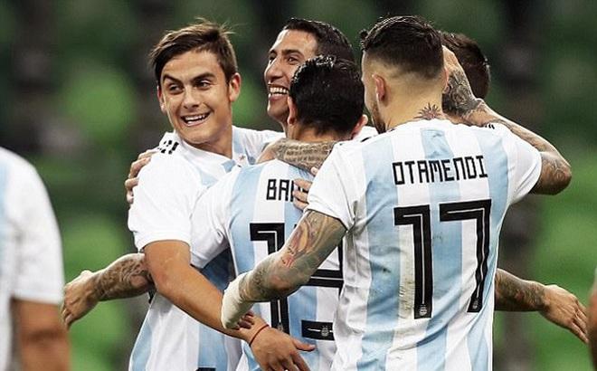 Vắng Messi, Argentina nhận kết cục khó tin ngay trên sân nhà