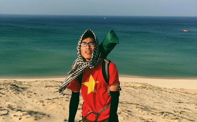 Đi khắp Việt Nam, chàng trai xấu hổ khi được gọi là phượt thủ