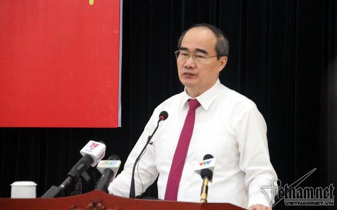 """Tân Bí thư Thành ủy TPHCM: """"Cán bộ phải biết nghe dân, biết sợ khi dân không hài lòng"""""""