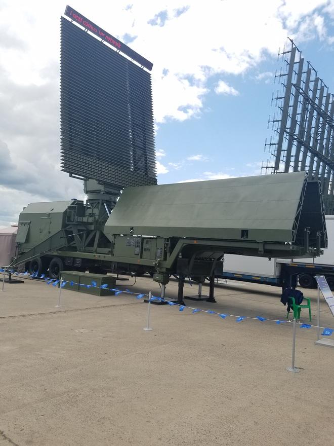 Nga khoe radar Protivnik-GE tại MAKS 2017 - Khách hàng lần đầu lộ diện: Sẵn sàng chiến đấu - Ảnh 2.