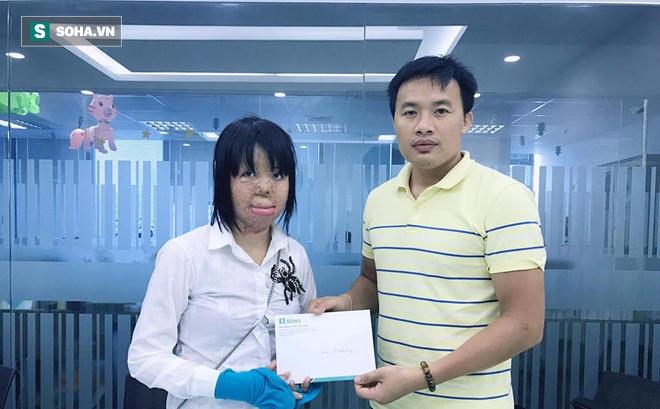 """""""Hoa hậu Thùy Dung"""" tiếp tục nhận được sự giúp đỡ của mạnh thường quân"""