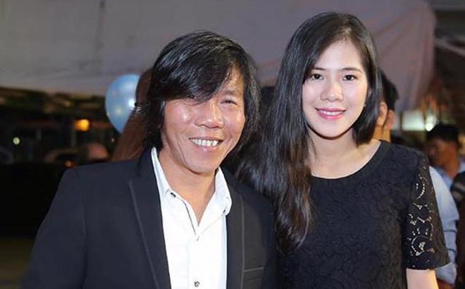 Điều ít biết về vợ xinh đẹp kém đạo diễn Nguyễn Tranh tới 25 tuổi