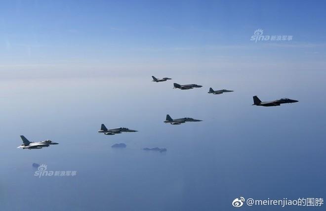 Cảnh báo Triều Tiên: Không quân Hàn Quốc trình diễn Voi đi bộ trong tình hình nóng - Ảnh 6.