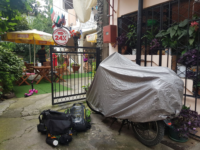 Chàng trai phượt bằng xe máy qua 23 nước: Tổng chi phí và công cuộc xin visa cho chuyến đi - Ảnh 6.