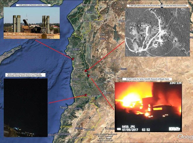 Sau S-400, đến lượt S-300VM Nga triển khai tại Syria bị tiêm kích Israel đùa giỡn - Ảnh 1.