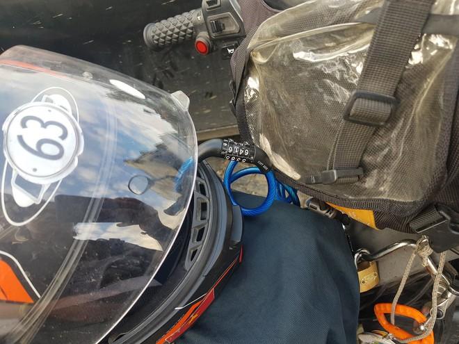 Chàng trai phượt bằng xe máy qua 23 nước: Tổng chi phí và công cuộc xin visa cho chuyến đi - Ảnh 8.