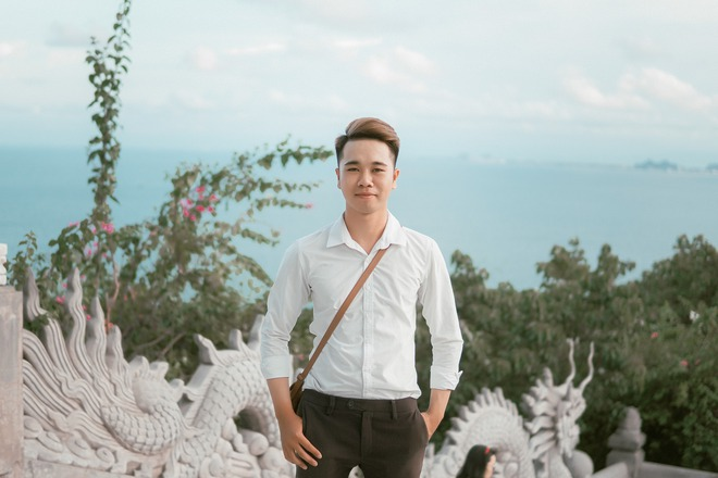 Để mặc mộc chụp ảnh, cô gái Quảng Nam khiến nhiều người nhầm tưởng - Ảnh 3.