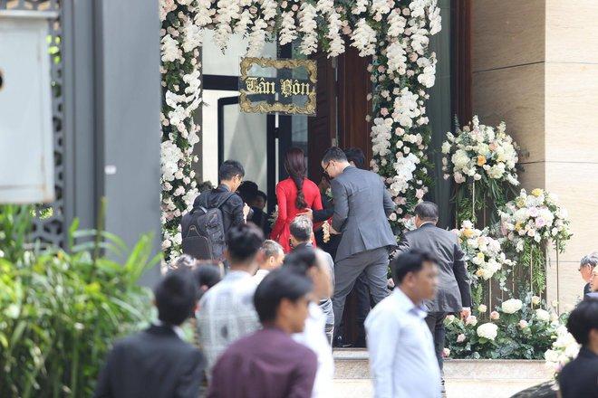 Toàn cảnh đám cưới Đặng Thu Thảo: Không gian cưới lộng lẫy như truyện cổ tích - Ảnh 26.