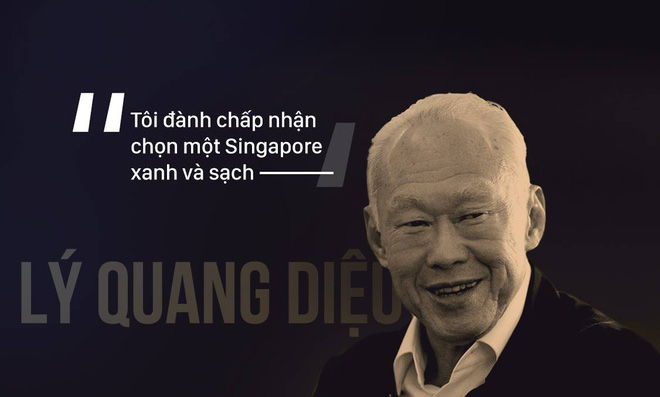 Bài học đắt giá của Singapore: Xấu hổ đi lên từ thế giới thứ 3 đến quốc gia đáng sống nhất - Ảnh 1.