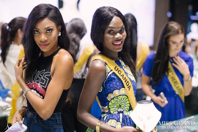 Nhan sắc gây sốc của nhiều thí sinh dự thi Hoa hậu Hoà Bình Quốc tế tại VN - Ảnh 8.