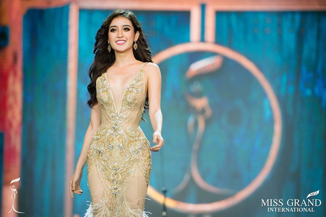 [TRỰC TIẾP] Chung kết Hoa hậu Hòa bình Quốc tế 2017 tại VN: Á hậu Huyền My giành giải phụ và lọt Top 20 - Ảnh 9.