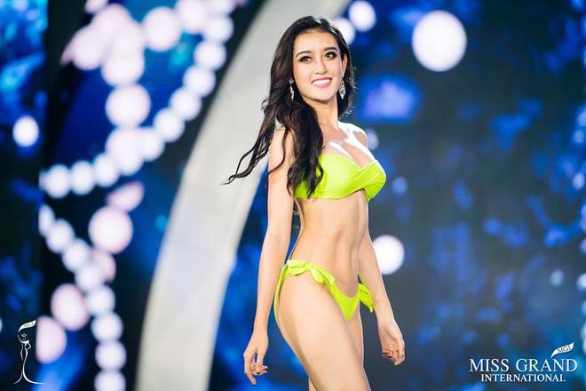[TRỰC TIẾP] Chung kết Hoa hậu Hòa bình Quốc tế 2017 tại VN: Á hậu Huyền My giành giải phụ và lọt Top 20 - Ảnh 10.