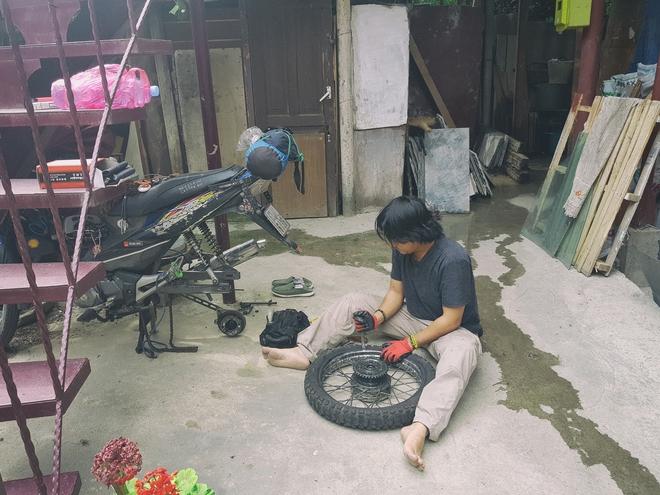Chàng trai phượt bằng xe máy từ Việt Nam, vượt 20 nghìn km qua 23 quốc gia trong 150 ngày - Ảnh 17.