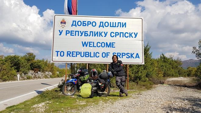 Chàng trai phượt bằng xe máy từ Việt Nam, vượt 20 nghìn km qua 23 quốc gia trong 150 ngày - Ảnh 20.