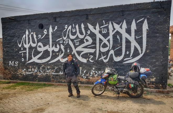 Chàng trai phượt bằng xe máy từ Việt Nam, vượt 20 nghìn km qua 23 quốc gia trong 150 ngày - Ảnh 7.