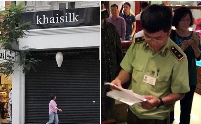 Bê bối Khaisilk: Vai trò của Cục Quản lý thị trường ở đâu?