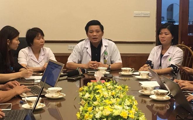 Vụ xô xát tại Bệnh viện Phụ sản HN: Người nhà bệnh nhân đạp ngã bảo vệ trước