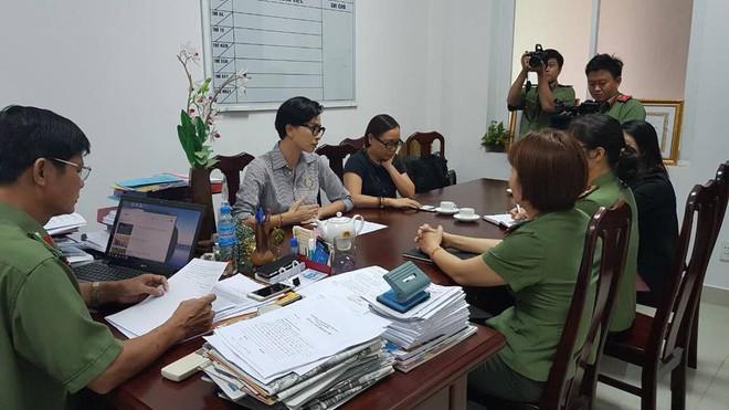 Ngô Thanh Vân làm việc với Công an, quyết xử nghiêm khắc vụ livestream trái phép - Ảnh 1.