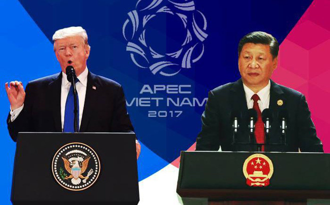 Đại biểu APEC vỗ tay hoan nghênh ông Trump và ông Tập nhờ những thông điệp gì?