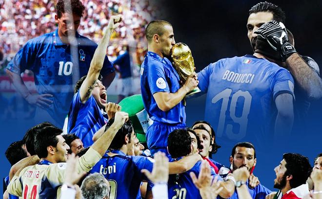 """""""Tôi vô cùng cám ơn vì những người Italia đã bị loại khỏi World Cup 2018"""""""