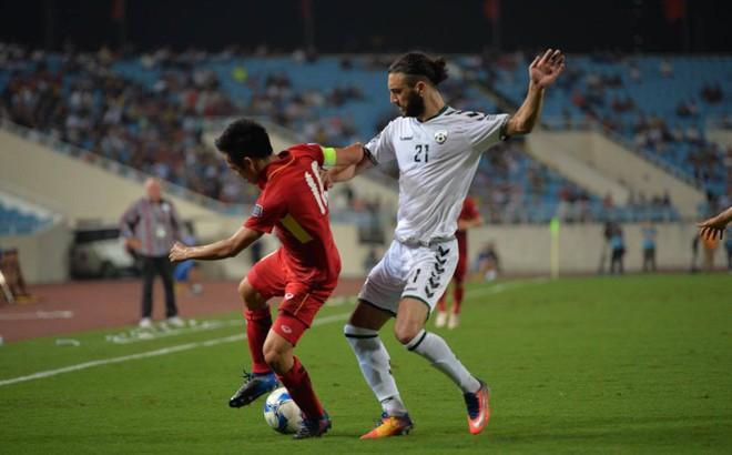 Việt Nam 0-0 Afghanistan: Đoàn quân áo đỏ chính thức giành vé dự sân chơi châu lục