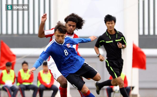 Thắng liền 4 trận, học trò Giggs tại Việt Nam giành ngôi vô địch ngay trên đất Singapore