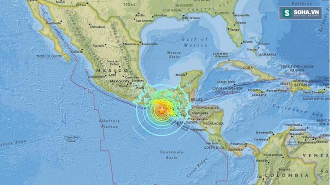 Ánh sáng xanh bí ẩn loé lên trong trận động đất tại Mexico do đâu? - Ảnh 2.