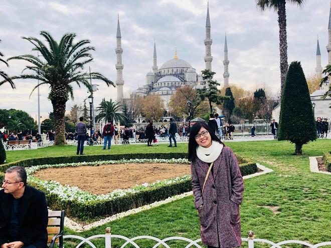 Cô nàng du học sinh bỏ lễ tốt nghiệp Thạc sỹ, phượt đủ 8 nước châu Âu trong một tháng - Ảnh 7.