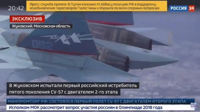 Trang sử mới của siêu tiêm kích tàng hình Sukhoi Su-57: Chính thức hóa rồng - Ảnh 2.