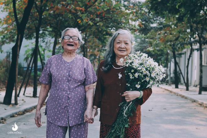 Cụ bà 80 tuổi diễn Em gái mưa và câu chuyện xúc động phía sau - Ảnh 6.