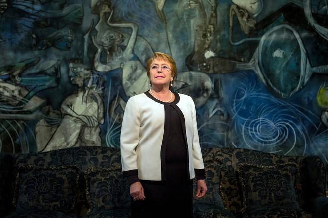 Michelle Bachelet: Nữ tổng thống quyền lực duy nhất ở châu Mỹ - Ảnh 3.