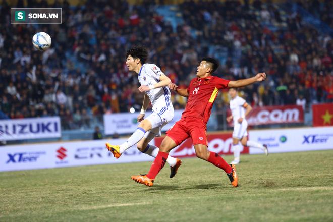 Thủng lưới phút bù giờ, U23 Việt Nam gục ngã trước
