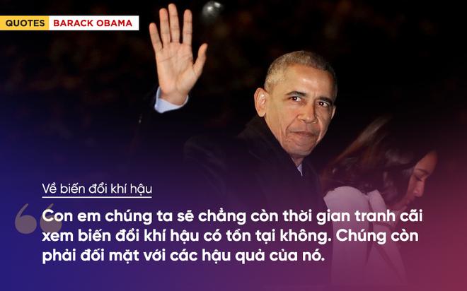 Toàn văn bài phát biểu chia tay của Tổng thống Mỹ Barack Obama - Ảnh 6.