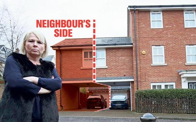 10 năm sinh sống, đến lúc bán nhà mới biết một nửa tài sản thuộc về hàng xóm