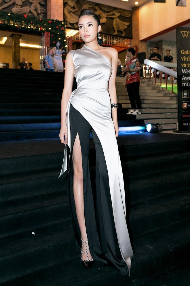 Hoa hậu Kỳ Duyên tái xuất đầy quyến rũ - Ảnh 4.