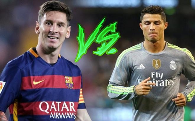 Messi vs Ronaldo: Ai mới là quyền lực đen?