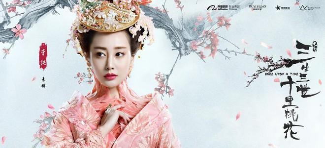 Mỹ nhân Hoa Thiên Cốt Lý Thuần: Ác nữ mới trên màn ảnh Hoa Ngữ - Ảnh 3.