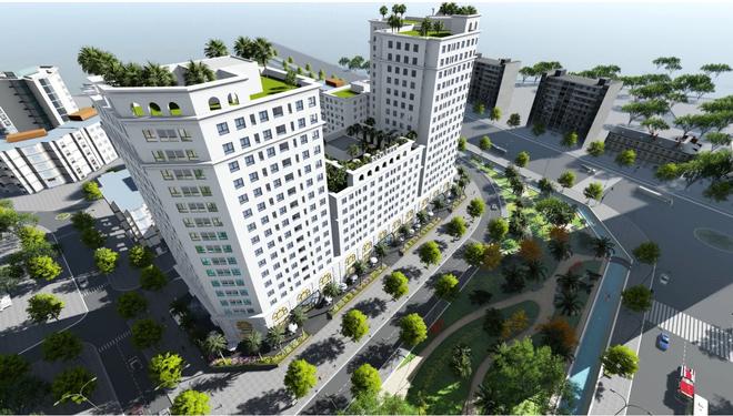 Dự án cao cấp quận Long Biên đã trở lại đường đua - Ảnh 3.