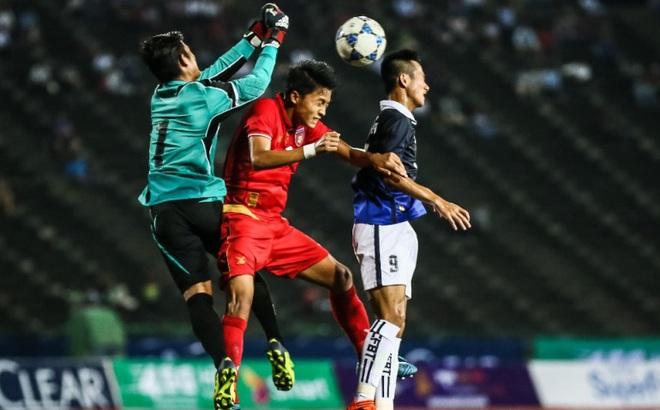 Sau màn thăng hoa trước Trung Quốc, Campuchia một lần nữa khiến ĐNÁ phải
