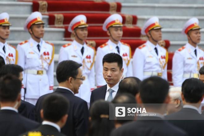 Nhận diện gương mặt đặc biệt trong đội cận vệ tinh nhuệ theo ông Tập sang thăm Việt Nam - Ảnh 14.