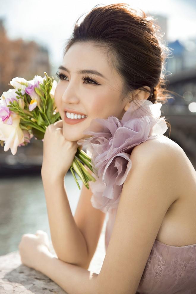 Nữ hoàng sắc đẹp toàn cầu Ngọc Duyên xác nhận sắp cưới đại gia hơn 18 tuổi - Ảnh 6.