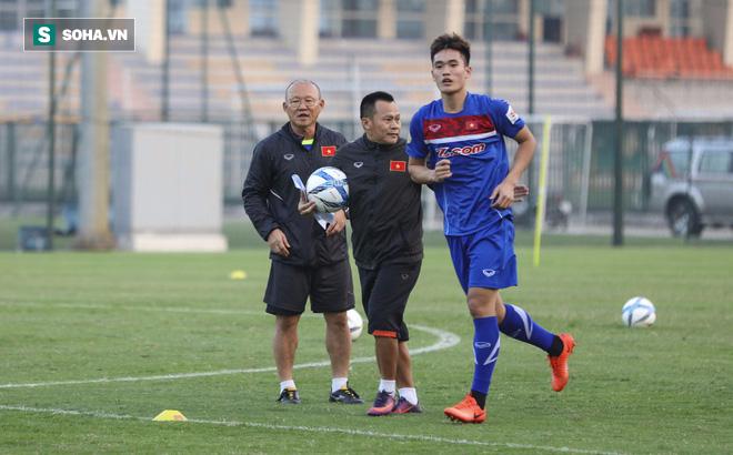 HLV Park Hang-seo lên tiếng về bản danh sách U23 Việt Nam gây tranh cãi