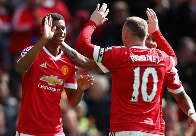 Con số biết nói: Rooney và tham vọng đưa Man United về lại thời vô đối - Ảnh 1.