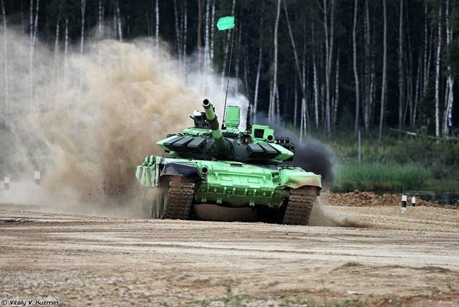 Bất ngờ: Lào vượt qua Việt Nam về kinh nghiệm sử dụng xe tăng T-72 hiện đại - ảnh 3