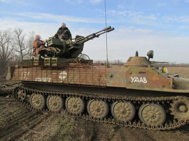Phương án tự hành hóa pháo phòng không ZU-23-2 Việt Nam: Khác biệt và nhân bội sức cơ động - Ảnh 3.
