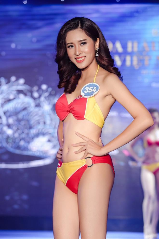 Top 34 thí sinh Hoa hậu Đại dương nóng bỏng với trang phục bikini - Ảnh 1.